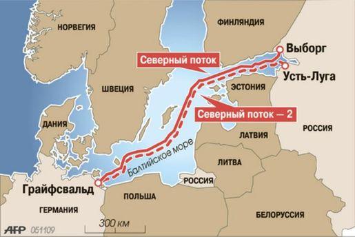 «Газпром» спрогнозировал рекордные объемы экспорта газа в нынешнем 2017г.