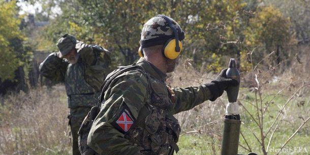 Терористи здійснювали обстріл із заборонених мінометів
