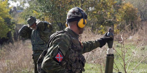 Террористы осуществляли обстрел из запрещенных минометов