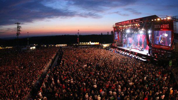 Музичний фестиваль Rock am Ring у Нюрнберзі