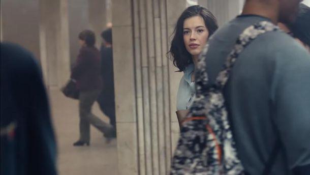 Киевское метро показали врекламном ролике Lacoste