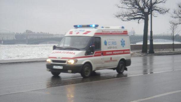 Жінка замерзла насмерть вПетербурзі 2 червня