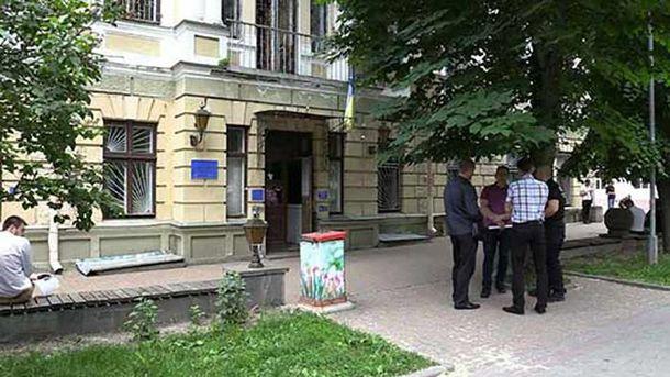 Винницкий городской суд