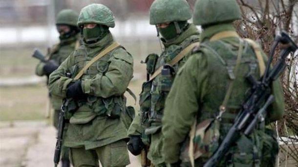 Російське керівництво заборонило своїм військовим на Донбасі носити шеврони