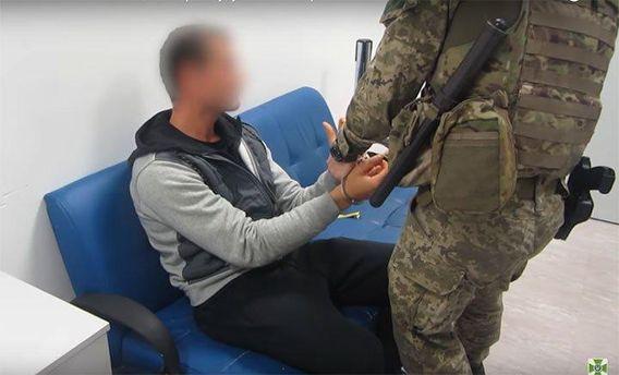 Прикордонники затримали злочинця зРосії, якого розшукував Інтерпол