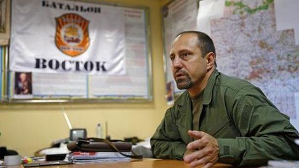 Кремль запретил боевике Ходаковскому въезд в Россию