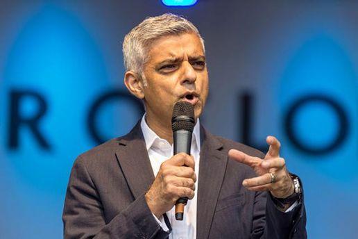 Мэр Лондона Садик Хан назвал теракт