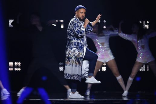 Monatik на Евровидении 2017
