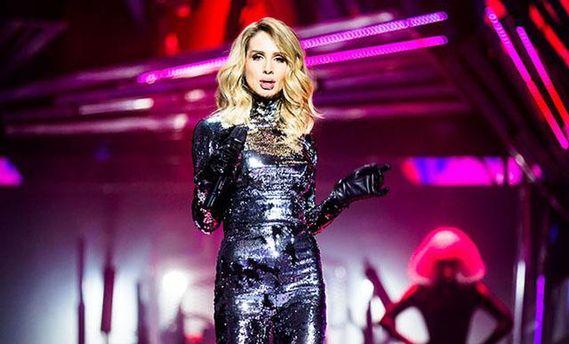 Светлана Лобода дала частный концерт для российского бизнесмена