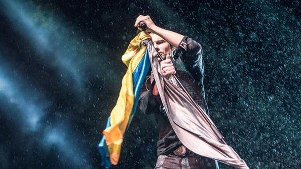 «Океан Ельзи» даст бесплатный концерт вСеверодонецке
