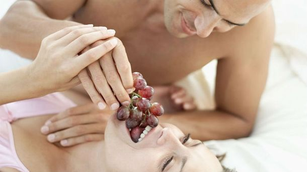 Еда может помочь во время воздержания от секса