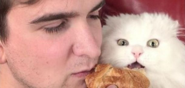 Кіт Каспер і його господар