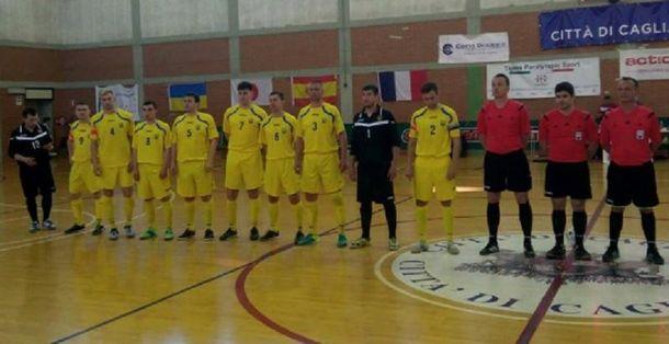 Українська збірна стала чемпіоном світу зфутзалу серед гравців із вадами зору