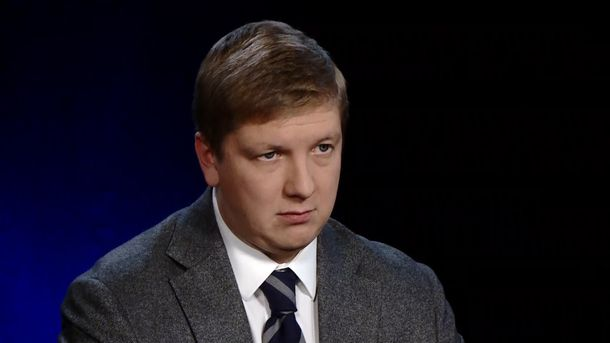 Коболєв: Україна очікує на2 остаточних рішення успорі з«Газпромом»