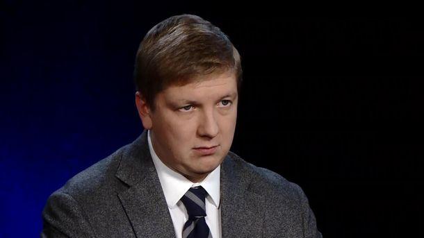 В «Газпроме» сравнили «Нафтогаз» супавшим боксером, заявляющим опобеде