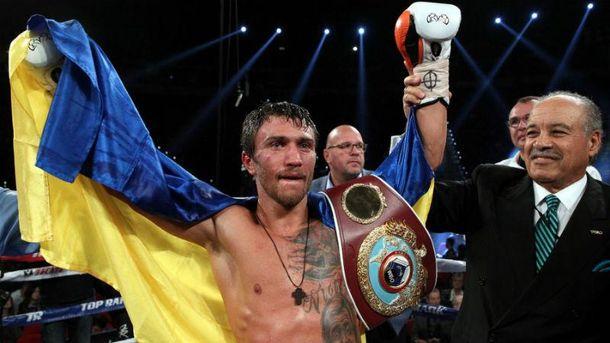 Ломаченко хочет поскорее провести бой-реванш против Салидо