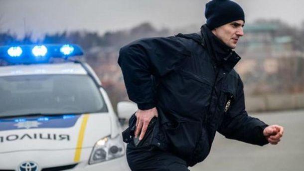 У Бердянську напали на поліцейського