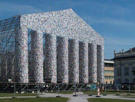 ВГермании соорудили «музей» иззапрещенных в различное время книжек