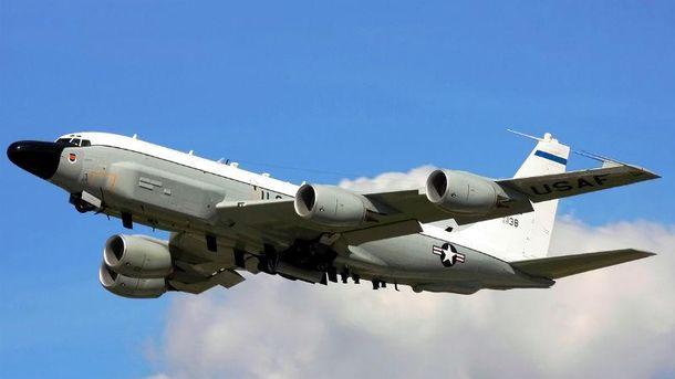 Літак-розвідник США