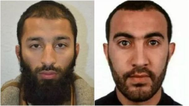Лондонские террористы