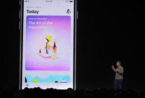 Презентація новинок від Apple