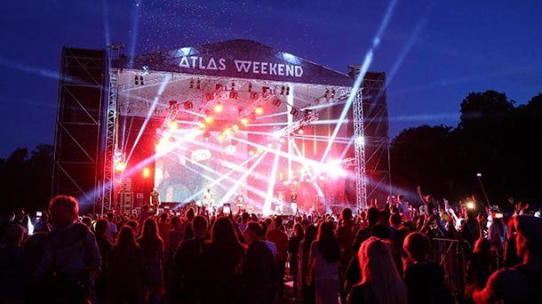 Atlas Weekend 2017 у Києві