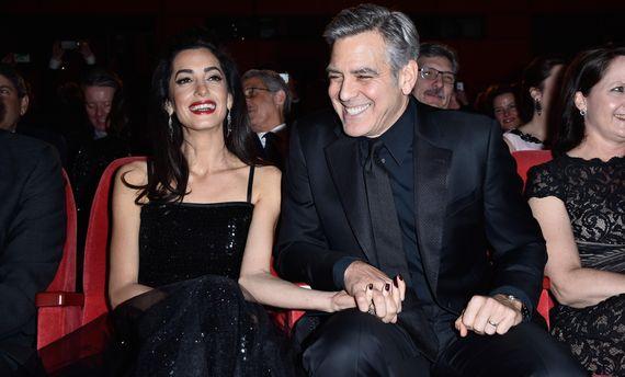 УДжорджа Клуні народились двійнята