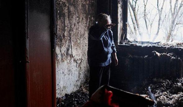 Бойовики обстріляли із зенітної установки житлові будинки вНоволуганському— штаб АТО