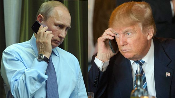 В Кремлі чекають на зустріч Путіна і Трампа