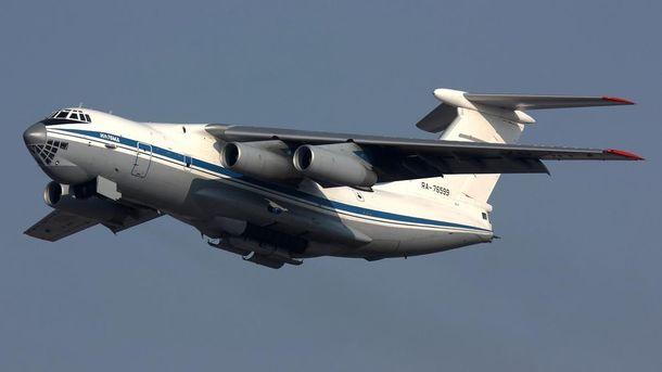 Самолет ИЛ-76МД