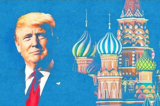 Трамп просил вмешаться в расследование о причастности России