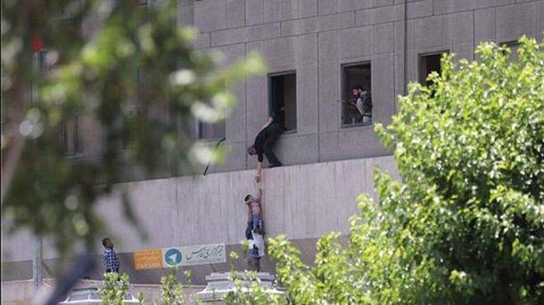 Теракт у Тегерані