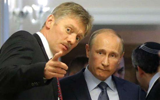 Песков поведал ореакции столицы вслучае ввода виз государством Украина