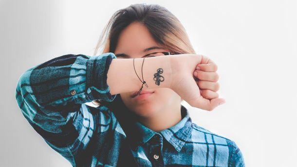 Ученые из США создали татуировку, способную следить за здоровьем человека