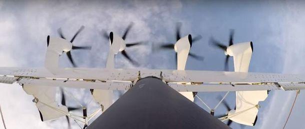 Вітрогенератор від Makani Power