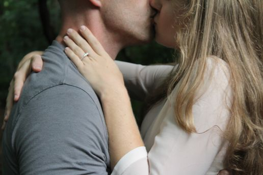 Поцілунки допомагають схуднути