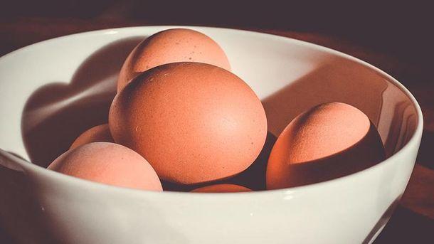 Яйца очень полезны для детей