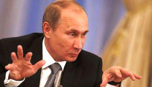 Путин продолжает шантажировать мир конфликтом на Донбассе