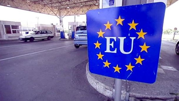 Для пересечения границы с ЕС будет действовать онлайн-система ETIAS
