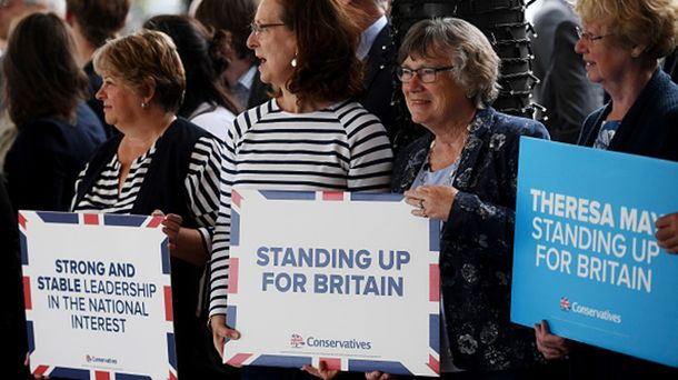 Вибори у Великобританії