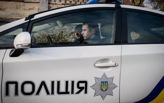 Полиция устроила погоню за нарушителем