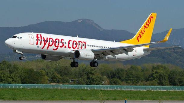 Pegasus Airlines готовится выйти на украинский рынок