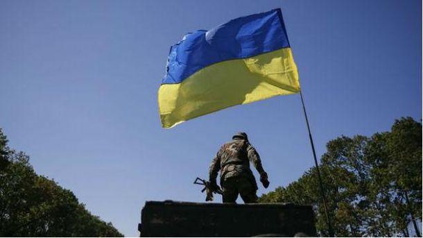 Бойцы отбили атаку террористов