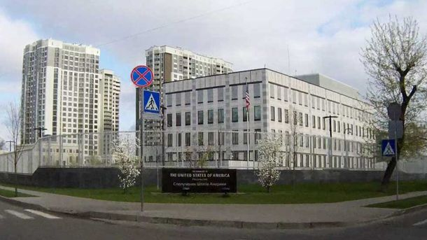 Вибух на території посольства США у Києві кваліфікували як теракт.