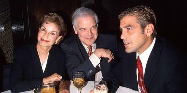 Тато Джорджа Клуні розповів, на кого схожі двійнята