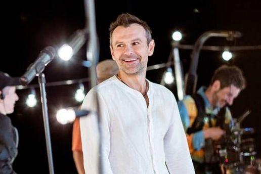 УПолтаві майже зірвався концерт Океану Ельзи: Вакарчук втратив найголовніше