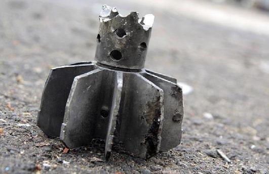 Обстріл Донбасу