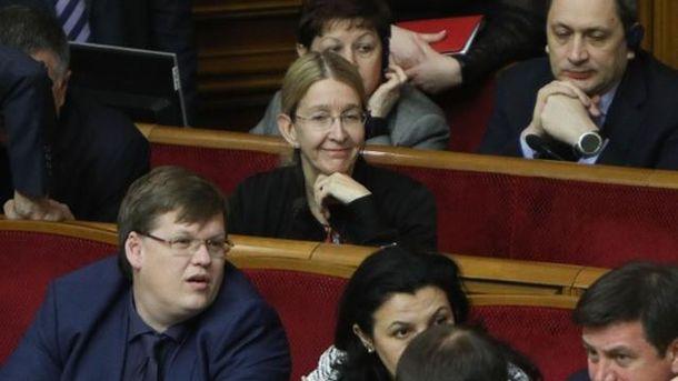 Рада поддержала в первом чтении законопроект медицинской реформы