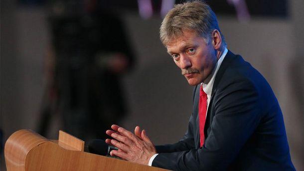 УКремлі відреагували набажання України вступити вНАТО