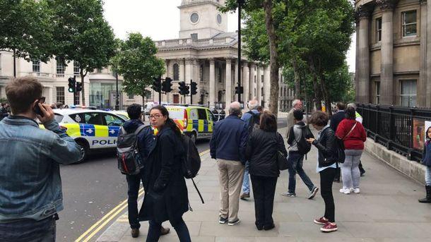 Трафальгарська площа у Лондоні